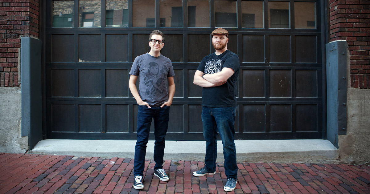 Image of Top Rock Bands in Grand Rapids Michigan - Iron Town - Cover Band Duo